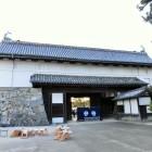 鯱の門(内側より)