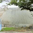 大手口枡形の巨石