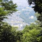 本城曲輪からの眺望