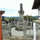 正覚寺の小松姫墓