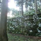 桜馬場跡の石垣
