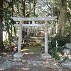 二の曲輪大手馬出諏訪神社