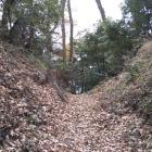 S字状の堀