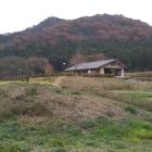 栃本公園の土塁、家臣の居館