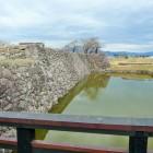 内濠と石垣