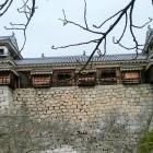南隅櫓&十間廊下&北隅櫓