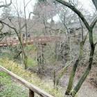 桜雲橋と空堀