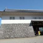 二の丸東大手門(櫓門)
