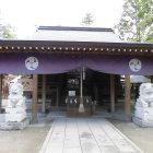 本丸の唐沢山神社