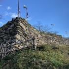 400年前の石垣