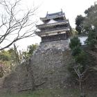本丸丑寅櫓と石垣