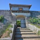 久慶門(西側)