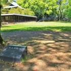 本丸御殿跡(南側より)