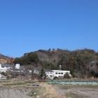 芥川山城南全景