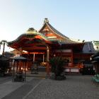 竜泉寺の本殿