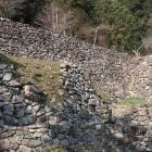 伝羽柴秀吉邸の石垣