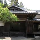 家老屋敷式台