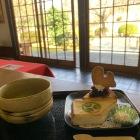 二ノ丸茶亭の金シャチモーニング