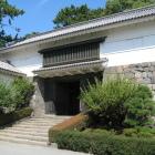 常盤木門(本丸入口)