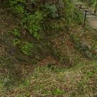 二の段・堀切と井戸