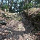 中丸南端の石垣