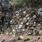 山王丸東側の大石垣