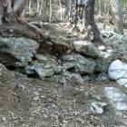 番所跡の石垣