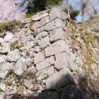 大手門跡のパノラマ
