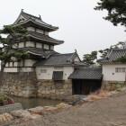 月見櫓、水手御門、渡櫓