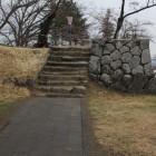 本丸内櫓台石垣