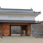 山手門、渡櫓、内側