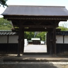 甘棠院中門