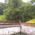 土橋と虎口
