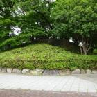 清洲古城公園の天守台跡