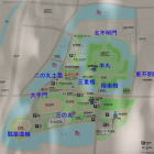 高田城案内図