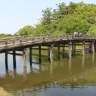 極楽橋(復元)
