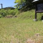登城口上がって直ぐに鍛冶屋敷跡が在ります