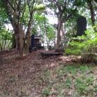 二郭の石碑
