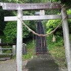金比羅神社鳥居