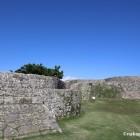 中城城跡 二の郭城壁