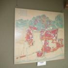 春日山城絵図