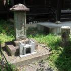 常在寺の斎藤道三の墓