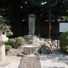 崇福寺の織田信長父子廟