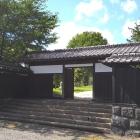 東仙院の門