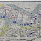 古河城推定復元図